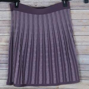 Missimo Purple Sweater Skirt Plus Size xxl